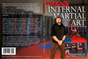 RMAX-Powered Internal Martial Art - Volume 1 DVD