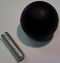 CST Clubbell®  Handle Knob