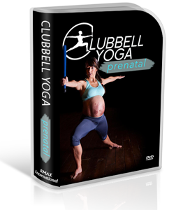 Clubbell Yoga Prenatal Digital Program