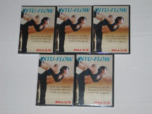 Intu-Flow 2-DVD package (Set of 5)