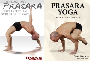 Prasara Yoga Book + Prasara Instructional DVD