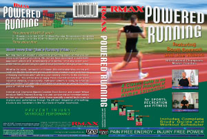 RMAX-Powered Running DVD