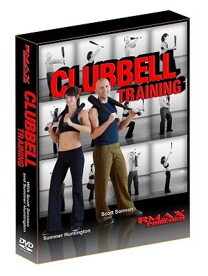 The Encyclopedia Of Clubbell Training 5 DVD Set