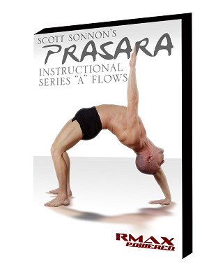 Prasara Instructional: Series 'A' Flows DVD
