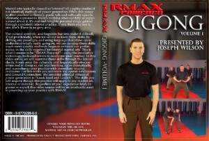 RMAX-Powered QiGong - Volume 1 DVD